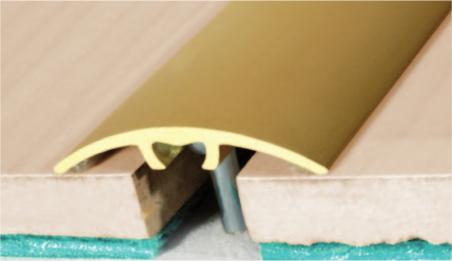 Listwa szybkiego montażu z uszczelką silikonową Image