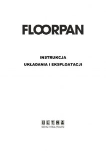 Instrukcja FloorPan Image